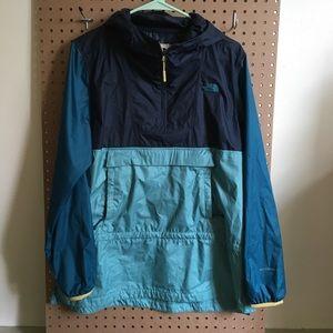 North Face Fanorak Jacket